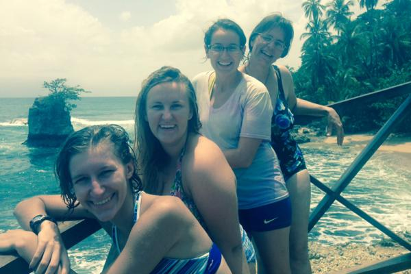 Reunion in the Caribe: Manzanillo