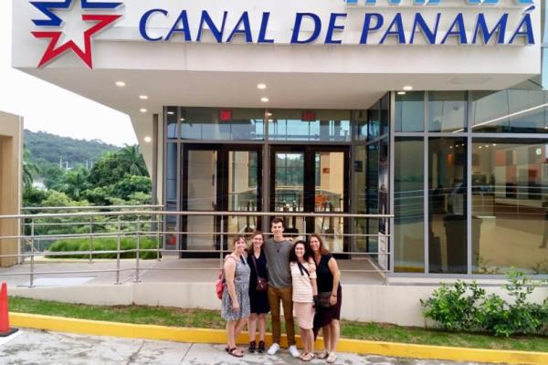 The US Presence in Panama